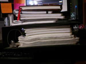 This is about ten years of writing. No, this isn't everything.