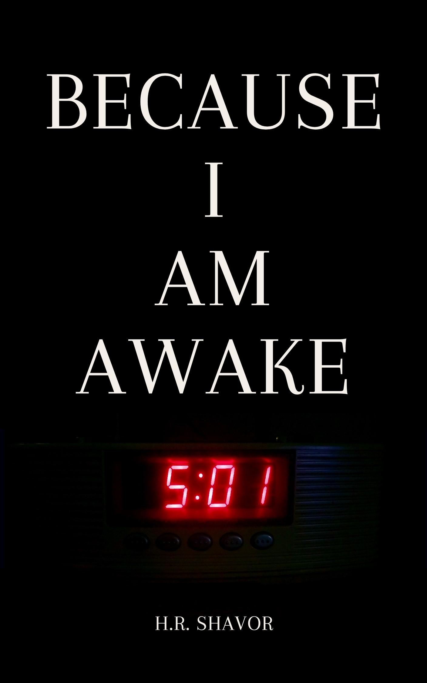 Because I Am Awake Front